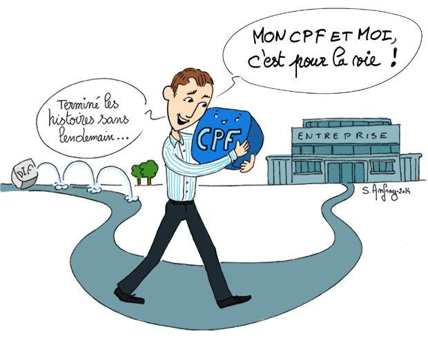 Nouveautés CPF
